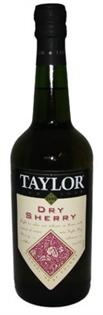 Taylor Dry Sherry 750ml - Case of 12
